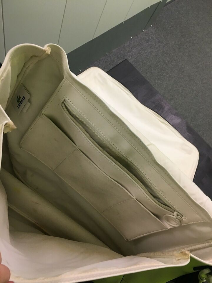 Crossbody, Lacoste, andet materiale