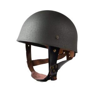 Wwii Ww2 Uk British Soldier Army Airborne Paratrooper Helmet Motorcycle Helmet Ebay
