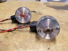 1994 Kawasaki ZX11 ZX 11 1100 ZX1100 Ninja Aftermarket Signals with wiring