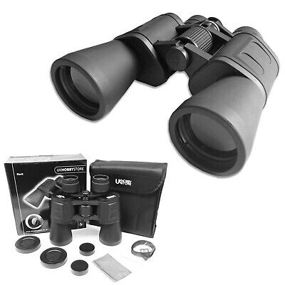 Bargain High Quality Porro Prism Binoculars 8x40 10x50 or 12x50 Fast Free UK P/&P