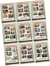 """Complete Star Trek Voyager: 9 Card """"Adventures in the Holodeck"""" Chase Set H1-H9"""