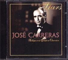 Jose CARRERAS HOLLYWOOD GOLDEN CLASSICS Over the Rainbow Mona Lisa Moon River CD
