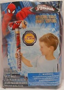 Inflatable Spiderman Mallet