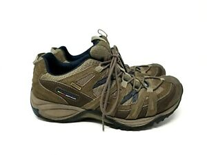 3fe15b6e41 Image is loading Merrell-Pantheon-Waterproof-Continuum-Hiking-Shoes-Vibram- Mens-