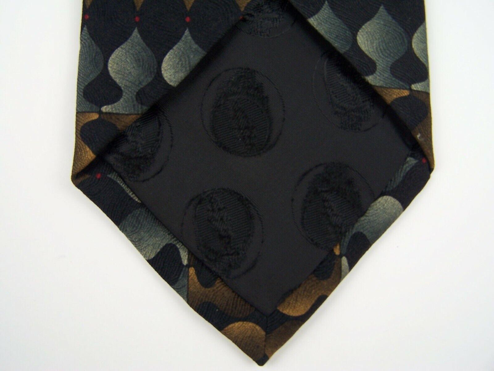 Grateful Dead ACE Sixth Set Tie Blacks Grays Browns Red