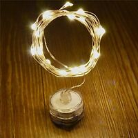 Inst 30 Led Fairy String Lights, Rice Lights, Waterproof, Ideal For Decorations, on Sale