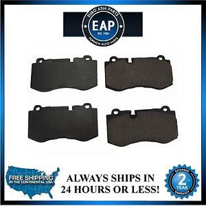 For CL550 CL650 S350 S400 S550 S600 SL550 Front Ceramic Disc Brake Pad New