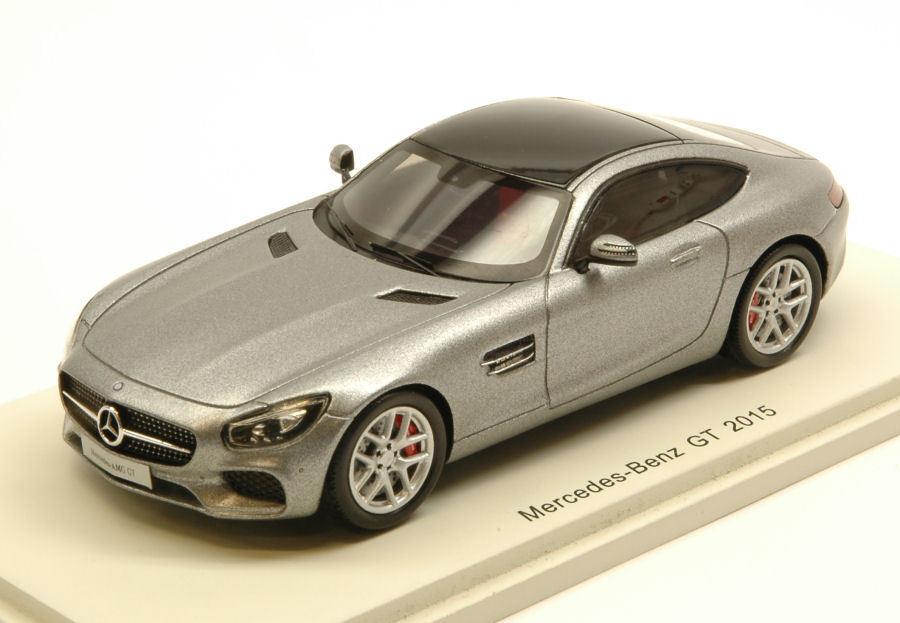Mercedes Gt 2016 Titanium 1 1 1 43 Model S4906 SPARK MODEL 702c26