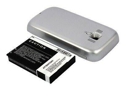 Aktiv Premium Battery For Htc 35h00123-02m, Touch Pro Ii, Rhod160, 35h00123-03m New