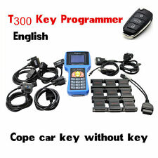 Auto Key Programmer T-300 Newest Version Transponder T-Code Diagnostic Scan Tool