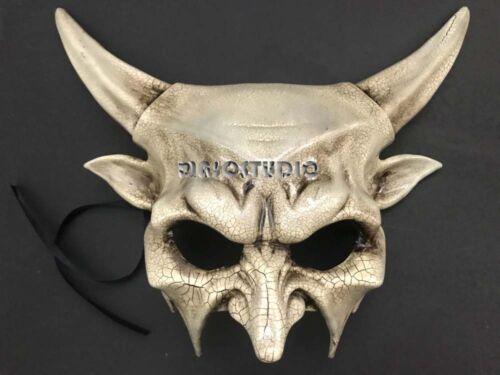Masquerade Demon Horn Devil Mask Halloween Costume Cosplay Medusa Festival Party