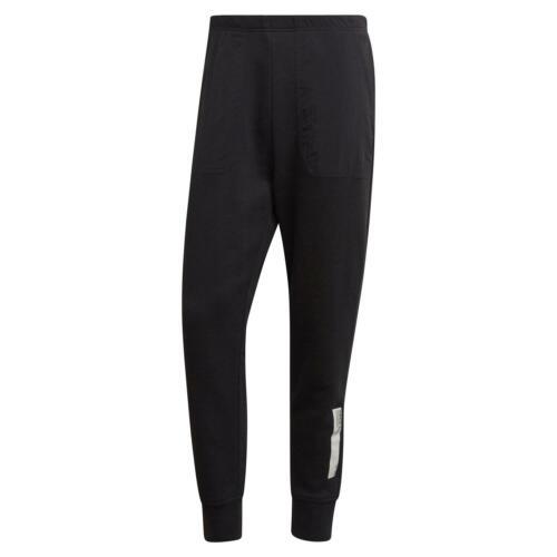 adidas ORIGINALS MEN/'S NMD SWEAT PANTS BLACK JOGGERS COMFY RETRO VINTAGE NEW