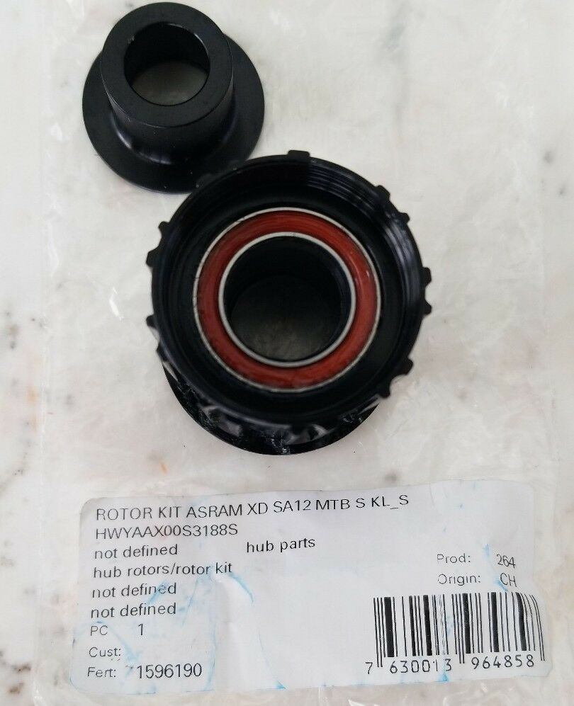 SRAM XD Rotor Kit Part   HWYAAXOOS3188S New Never Assembled