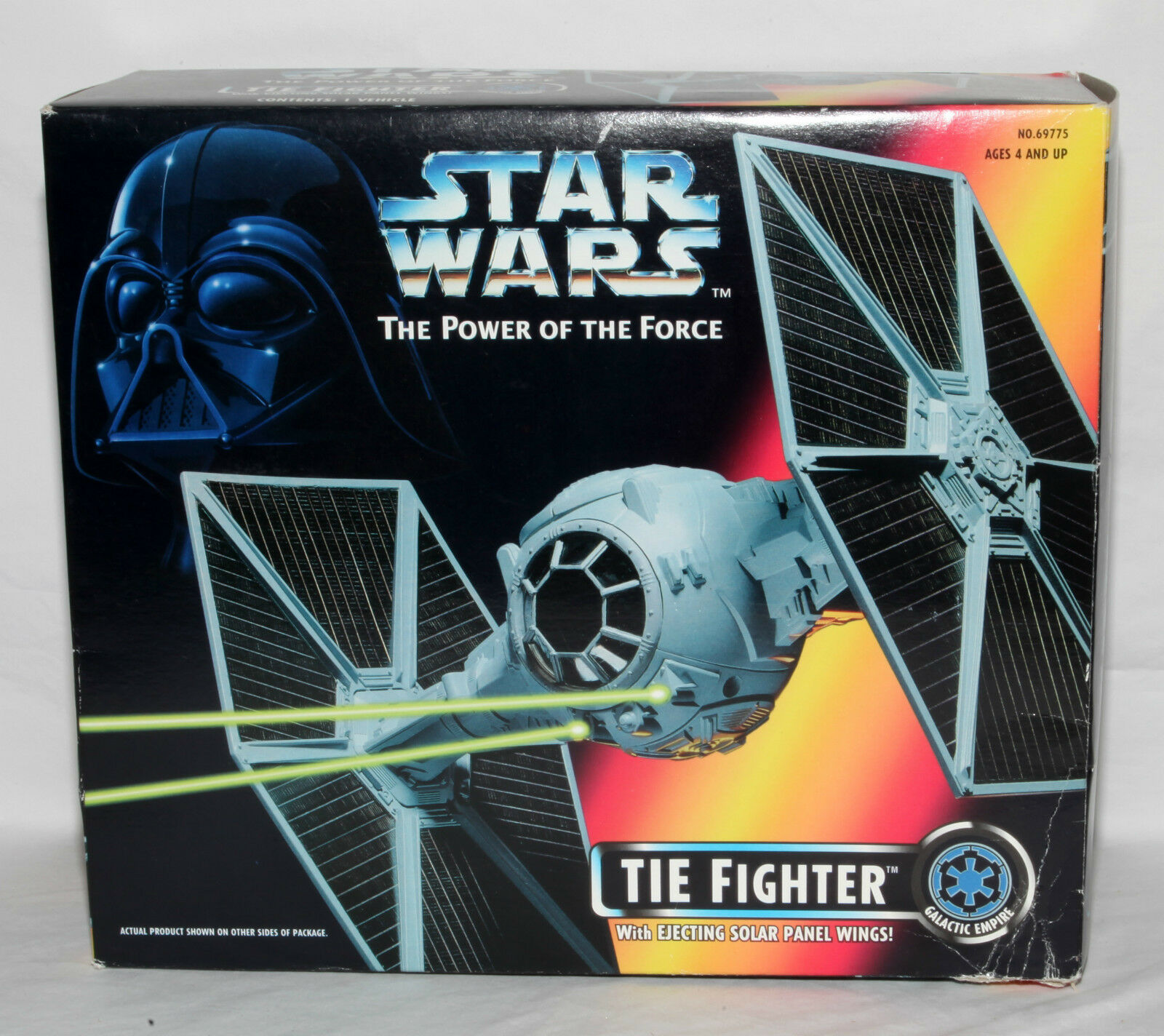 Star Wars POTF Tie Fighter NEW Sealed