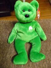 bbadbb8ffa7 item 2 ty beanie babies Erin Irish Bear -ty beanie babies Erin Irish Bear