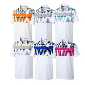 PUMA-ROADMAP-POLO-MENS-GOLF-SHIRT-577880-NEW-2019-PICK-SIZE-amp-COLOR