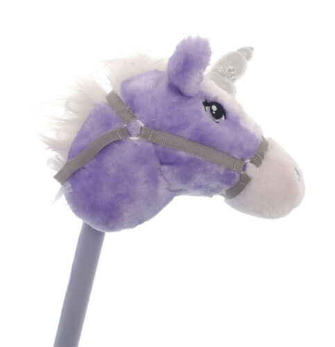 New Christmas Gift Hobby Horse Unicorn Galloping /& Neighing Sounds Fantasy Toy