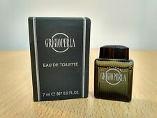 Grigio Perla for Men 7 ml EDT Mini Miniature Perfume New w/ box