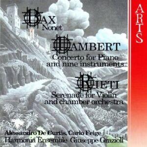 ENSEMBLE STRUMENTALE ITALIANO - HARMONIA ENSEMBLE/GRAZIOLI,GIUSEPPE CD NEW! - Weinstadt, Deutschland - ENSEMBLE STRUMENTALE ITALIANO - HARMONIA ENSEMBLE/GRAZIOLI,GIUSEPPE CD NEW! - Weinstadt, Deutschland