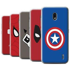 Gel-TPU-Case-for-Nokia-2-2-2019-Super-Hero-Comic-Art