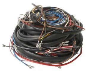 beetle wiring loom rhd t1 8 72 7 74 1300 8 72 7 73 1303 model rh ebay ie vw beetle wiring loom for sale oval beetle wiring loom