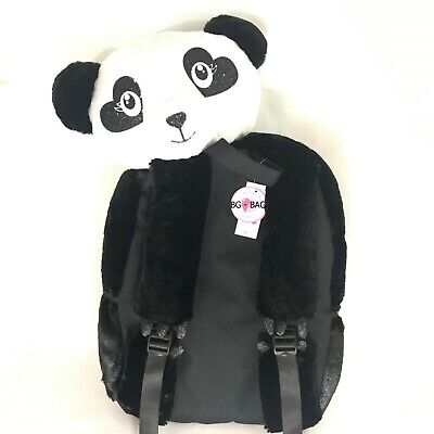 NWT JUSTICE Panda Critter Backpack  NEW 2019