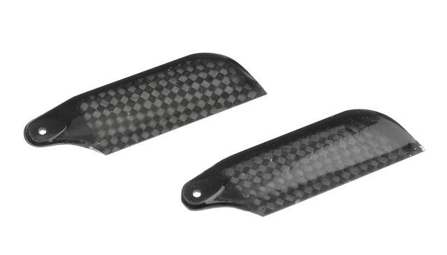 Carbon Fiber Tail Rod w// Metal Brace for Align Trex 450 SE//SE V2 RC Helicopters
