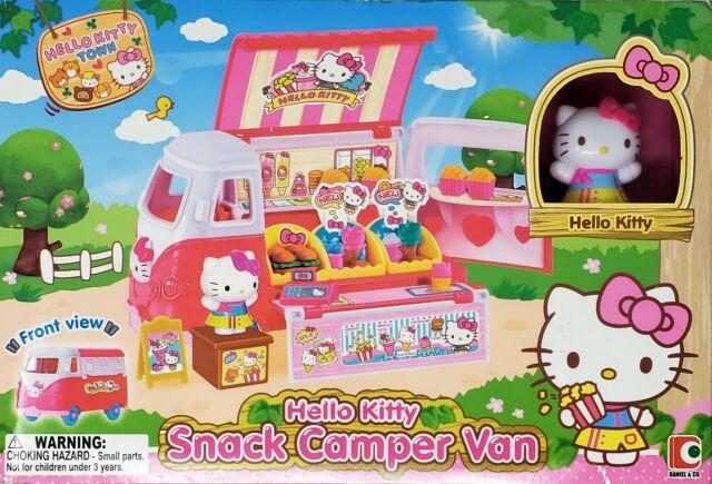 Sanrio Hello Kitty My Snack Car Playset