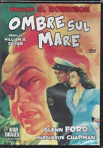 Dvd-Video-OMBRE-SUL-MARE-con-Glenn-Ford-nuovo-sigillato-1943
