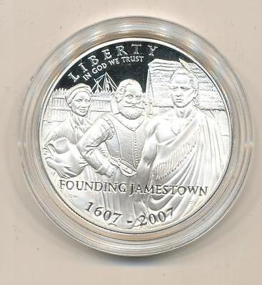 US Mint 2007 Jamestown 400th Anniversary Commemorative Coin