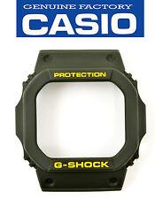 Casio G-Shock G-5600A-3 watch band bezel Green case cover GWM-5600A-3 original
