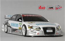 FG Modellsport RTR 4WD 530 chassis Siemens Audi lackiert 26 ccm # 154148R