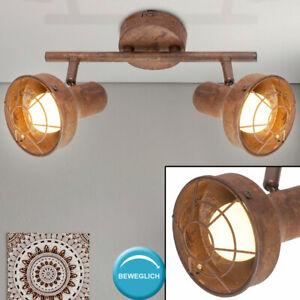 Vintage Wand Strahler Wohn Zimmer Beleuchtung Flur Lampe