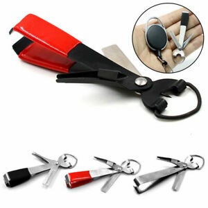 4 in 1 Fishing Quick Nail Knot Tying Tools Fast Hook Fly Clippers Line Cutter.