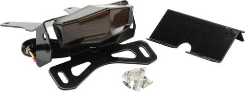 Honda CRF250L DRC EDGE FENDER ELIMINATOR SMOKE LENS D45-18-507 Fits