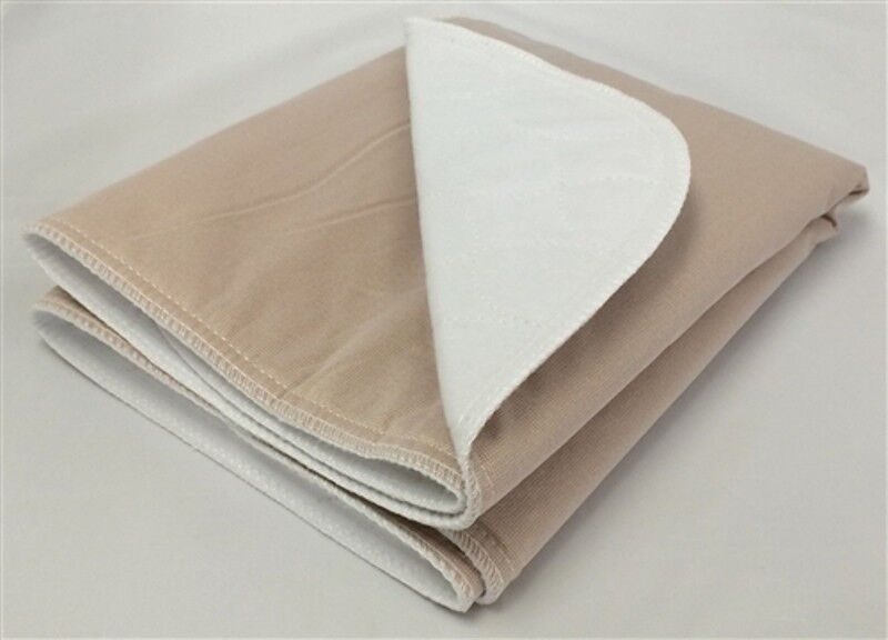 2-36x52 Washable Whelping Reusable Dog Training Puppy Pee Pads  TAN