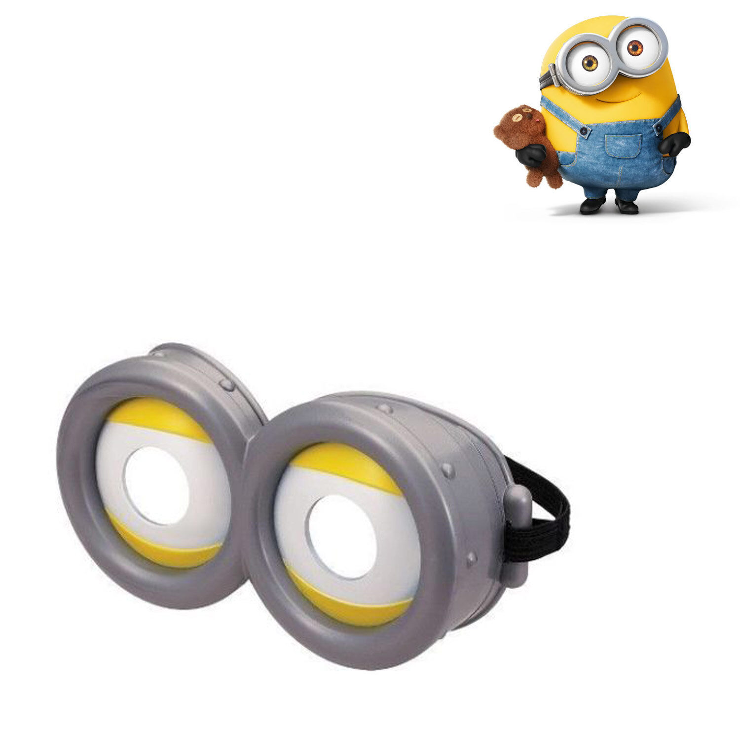 Despicable Me 1 2 3 Minion Goggles Brand New & Sealed Toys Games Boys Girls
