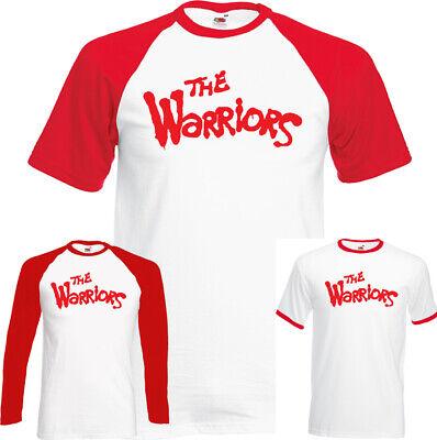 THE WARRIORS T-SHIRT Mens Retro 70s Movie USA 80s Film Cult Top Tee Gang Unisex