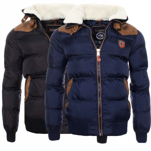 Winterjacke Herren Geographical Winter Neu xxl Jacke Stepp S Norway Xqaxng