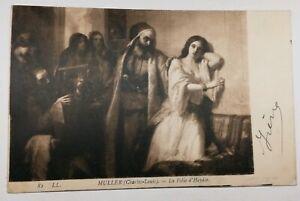 578-Antica-Cartolina-Muller-Charles-Louis-la-per-Haidee