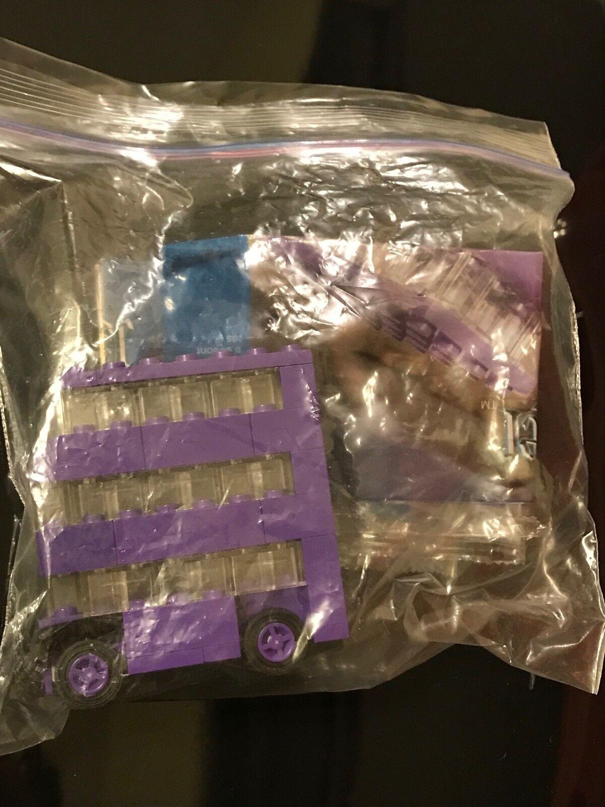 LEGO 4695 HARRY POTTER KNIGHT BUS MINI BUS SUPER RARE
