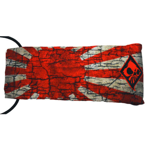 Distressed Rising Sun Wicked Sports Paintball Barrel Cover Sock