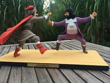 Extremely Rare! Tintin Captain Haddock Fighting with Rackham LE of 350 Statue