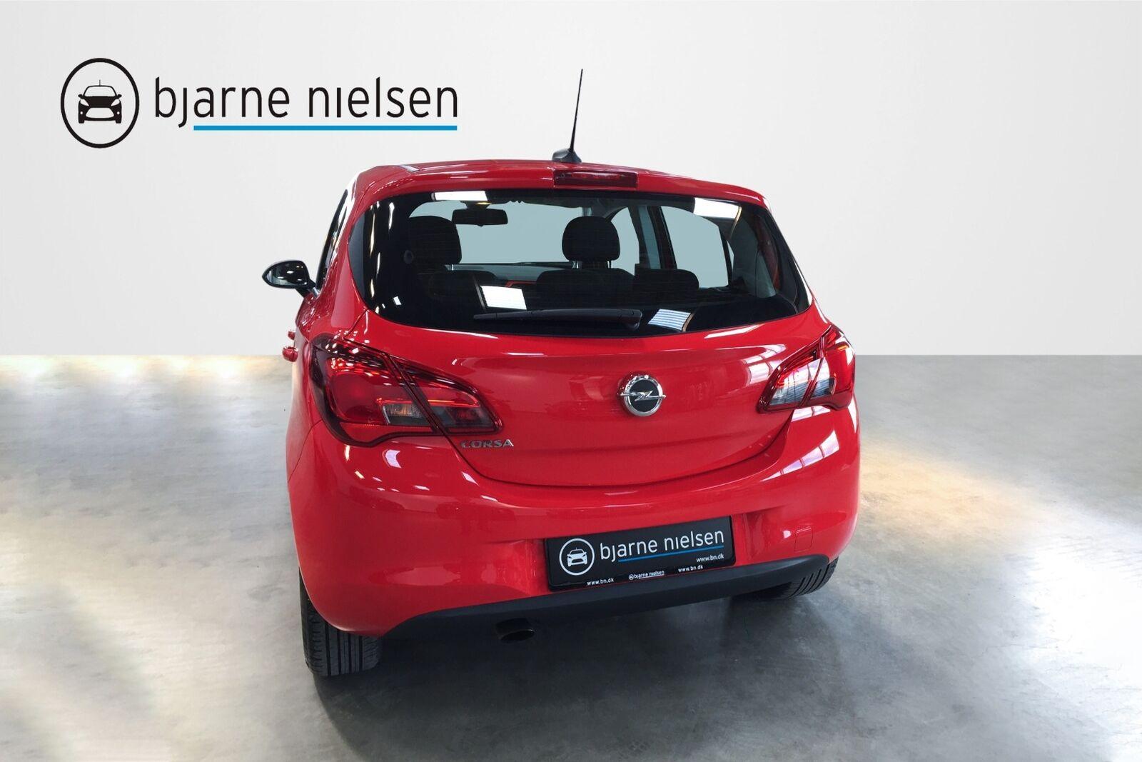 Opel Corsa 1,4 16V Enjoy - billede 7