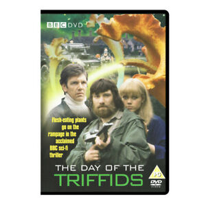 The-Day-Of-The-Triffids-1981-John-Duttine-Rare-OOP-New-Factory-Sealed