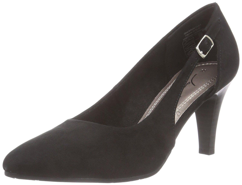 Jane Klain Zapatos Mujer Zapatos de Tacón encaje Tacón negro