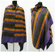 New Indian Winter Wrap Shawl Long Scarf Stole Poncho Pashmina Cape