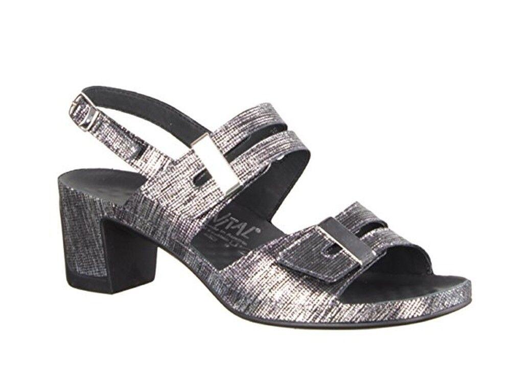 Vital Joy Safari Sandalette 0506 206 99 silber