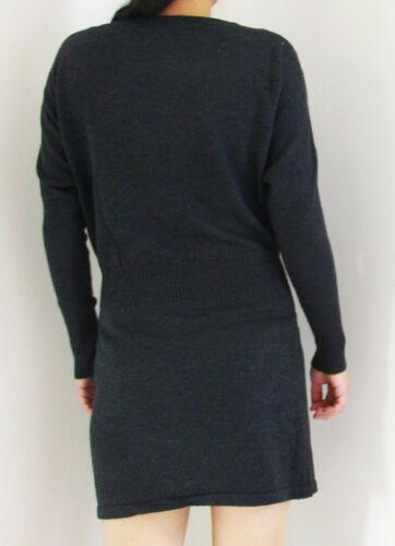 Women/'s Round Neck Wool jumper UK size:12//14