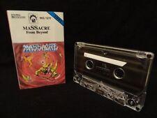 MASSACRE FROM BEYOND / 1991 /  MC, CASSETTE